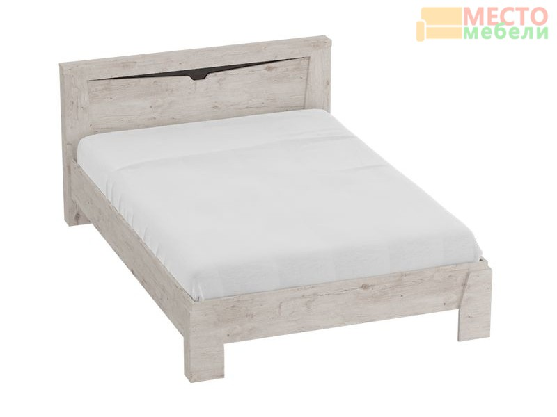 Кровать 1400 Соренто (Дуб Бонифаций)
