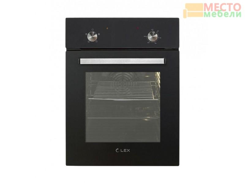 Встраиваемый духовой шкаф EDM 4540 BL Black