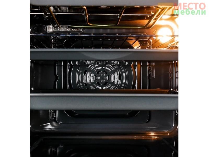 Встраиваемый духовой шкаф EDP 093 BL Black