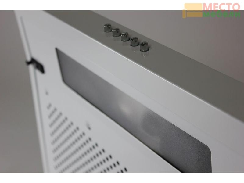 Плоская кухонная вытяжка S 500 White