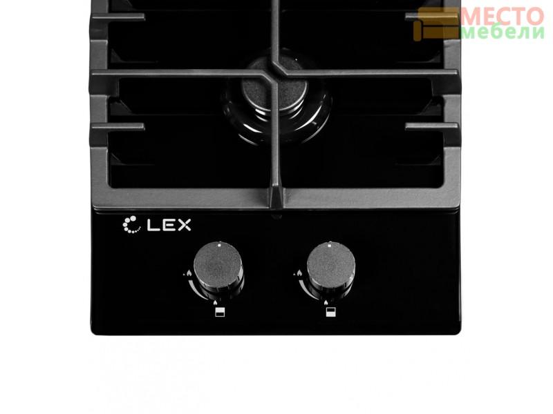 Газовая варочная поверхность GVG 321 BL Black