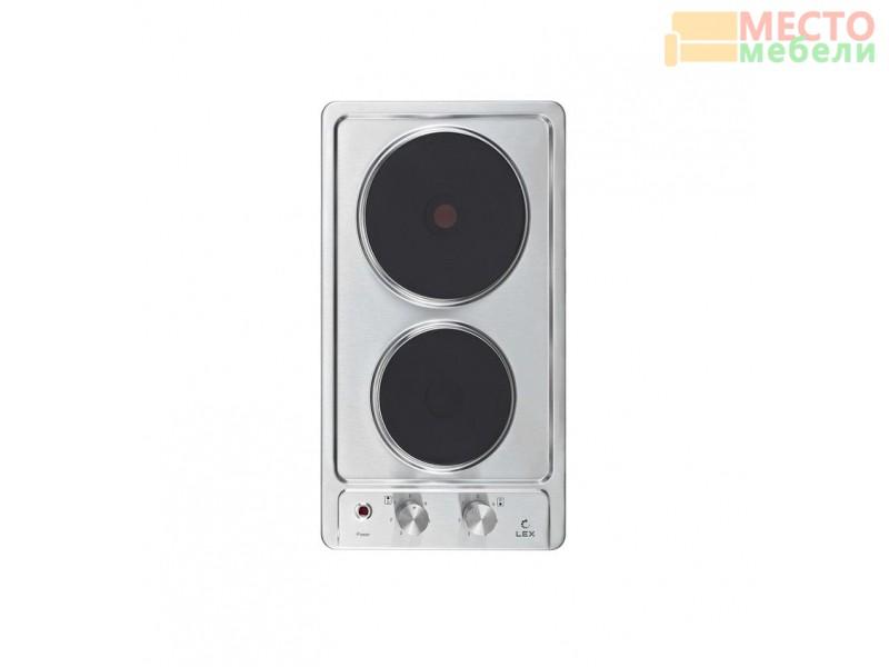 Электрическая варочная панель EVS 320 IX Inox