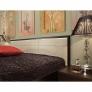 Кровать 1400 Амели 3 с основанием металл (венге)