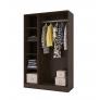 Шкаф 3-х дверный Уют-1 (кантер/сонома)