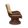 Кресло-качалка из ротанга «Андреа релакс Medium» (Andrea ) + подушка