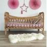 Кроватка детская из ротанга