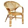 Кресло из ротанга Ява