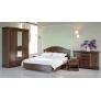 Кровать №294 с подъемным механизмом (саванна)