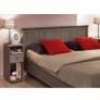 Кровать 1200 Sherlock 44 c основанием