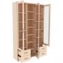 Шкаф для книг 503.08 Гарун-К
