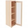 Шкаф переходной со стеклянной дверью 343.02 Гарун-К