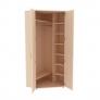 Шкаф угловой с зеркалами 533.02 Гарун-К