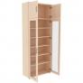 Шкаф для книг 502.07 Гарун-К