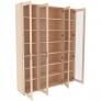 Шкаф для книг 504.02 Гарун-К