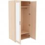 Шкаф для одежды с зеркалами 412.04 Гарун-К