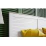 Односпальная кровать с изножьем Ривьера СМ 241.13.21