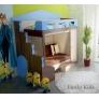 Двухъярусная детская кровать Фанки Хоум 11003