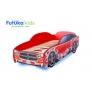 Кровать-машина Додж, красный