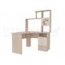Стол компьютерный угловой Галерея + настройка 1200 прямая