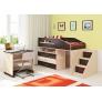 Детская кровать Легенда 12.2 + стол