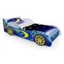Кровать машина Subaru синяя