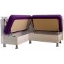 Угловой диван Сюрприз ДС-21 с ящиками