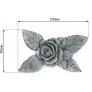 Декоративный элемент роза 7 Марсель
