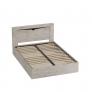 Кровать 1800 Соренто (Дуб Бонифаций)