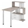 Компьютерный стол СЛ-5-3СТ-2+БЯ Нельсон