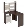 Стол СКЛ-Угл120+НКЛ-100 Домино Lite