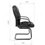 Кресло для руководителя CHAIRMAN 418V