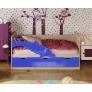 Детская кровать Дельфин-1 (1,6)