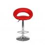 Барный стул Мира WX-1189 экокожа, красный