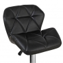 Барный стул Алмаз WX-2582 экокожа, черный