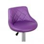 Барный стул Комфорт WX-2396 экокожа, фиолетовый