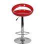 Барный стул Диско WX-2001 пластик, красный