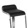 Барный стул Пегас WX-2316 экокожа, черный
