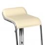 Барный стул Пегас WX-2316 экокожа, бежевый