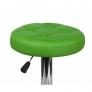 Барный стул Орбита WX-2008, экокожа зеленый