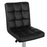 Барный стул Крюгер WX-2516 экокожа, черный