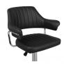 Барный стул Касл WX-2916 экокожа, черный