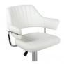 Барный стул Касл WX-2916 экокожа, белый