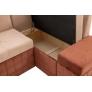 Угловой диван кухонный Престон