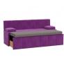 Кухонный диван Лео (вельвет люкс)