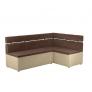 Кухонный диван угловой Классик (вельвет люкс)