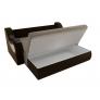 Прямой диван Меркурий (корфу 02/коричневый) корфу микровельвет