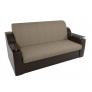 Прямой диван Сенатор (корфу 02/коричневый)