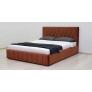 Кровать Милана 180 (арт. арт. Лекко Терра) с подъемным механизмом