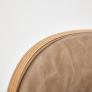 Кресло JAZZ дуб, кож/зам, бежевый, 4203