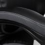 Кресло DUKE Иск. кожа рециклированная/ткань, черный/серый